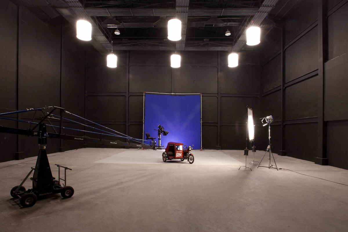 Shooting Gallery Studios Manila - Studio Yellow 1